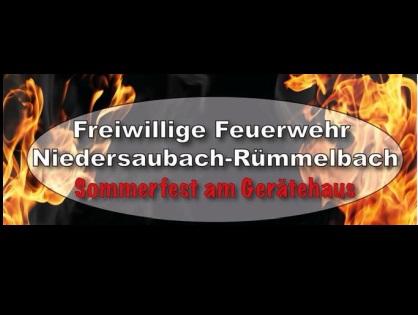 Sommerfest des LB Niedersaubach