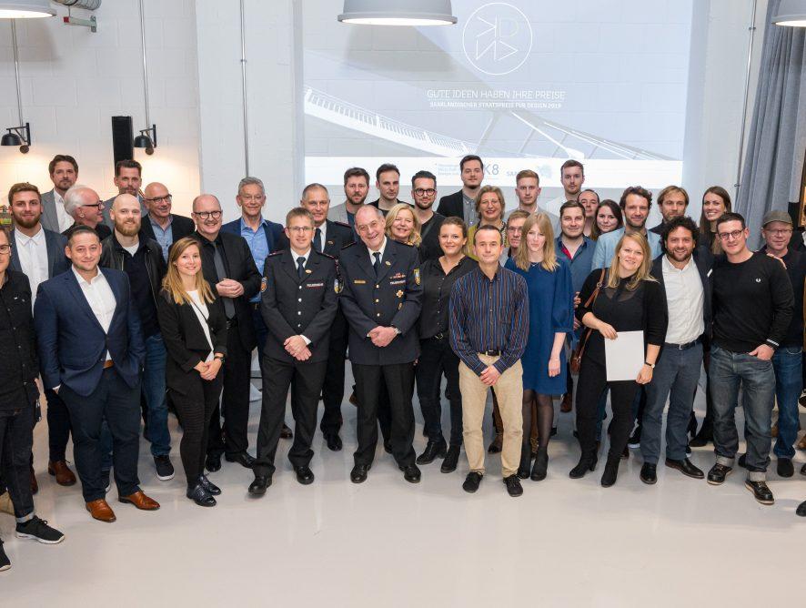 Saarländischer Staatspreis für Design 2019 in Saarbrücken verliehen